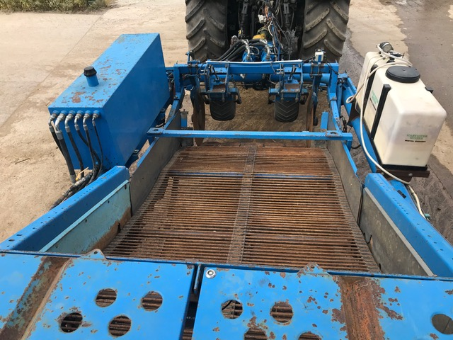 Used Standen Pearson Enterprise 2 Row Potato Harvester 3