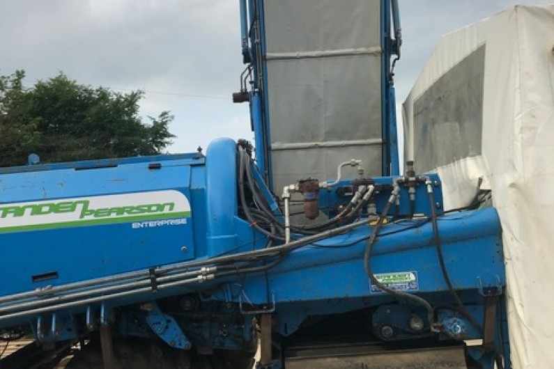 Used Standen Pearson 2 Row Potato Harvester image