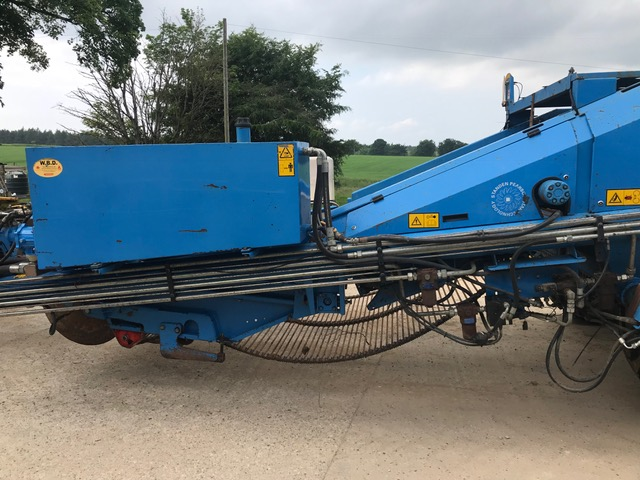 Used Pearson Enterprise 2 Row Potato Harvester from Standen Engineering