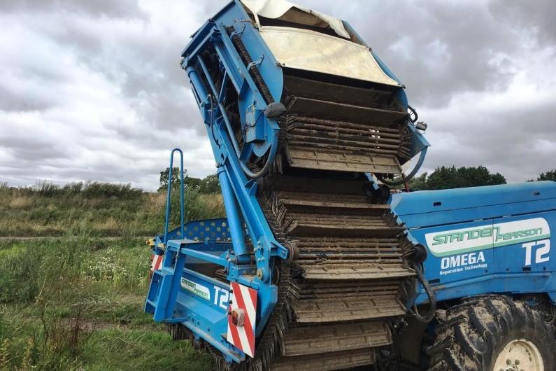 Standen Used Potato T2 Harvester