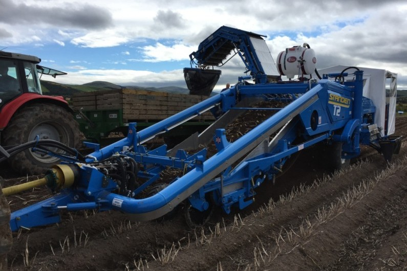 Standen T2 Harvester with water kit