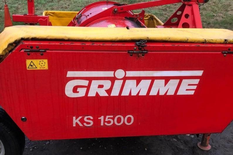 used-grimme-ks1500-topper