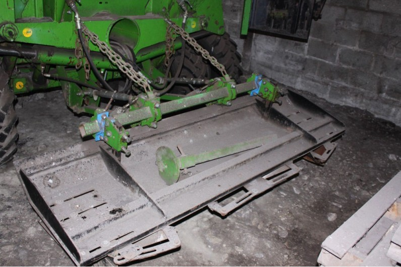 Used Standen Big Boy 6 Row Hydraulic Folding Planter