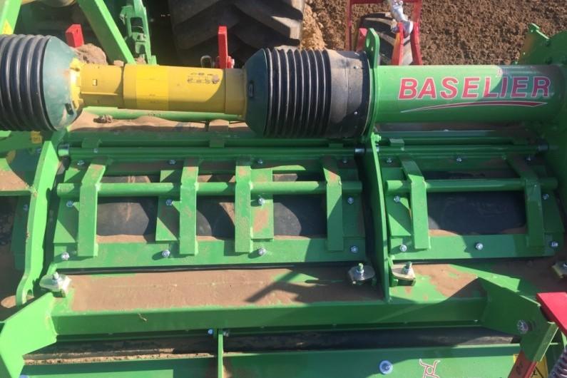 Baselier Hook Tine Cultivator 8