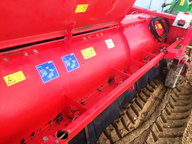 Used Haulm Topper for sale from Grimme