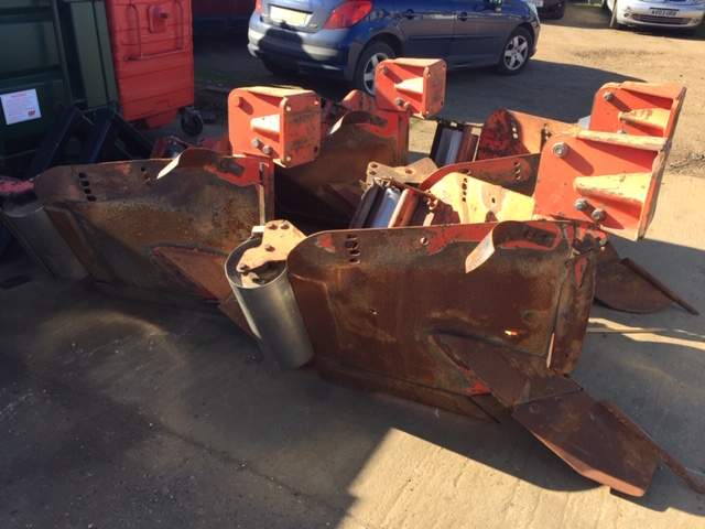 Used Grimme Shapeforma Bodies 1