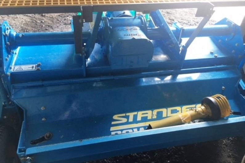 Used Standen Powavator