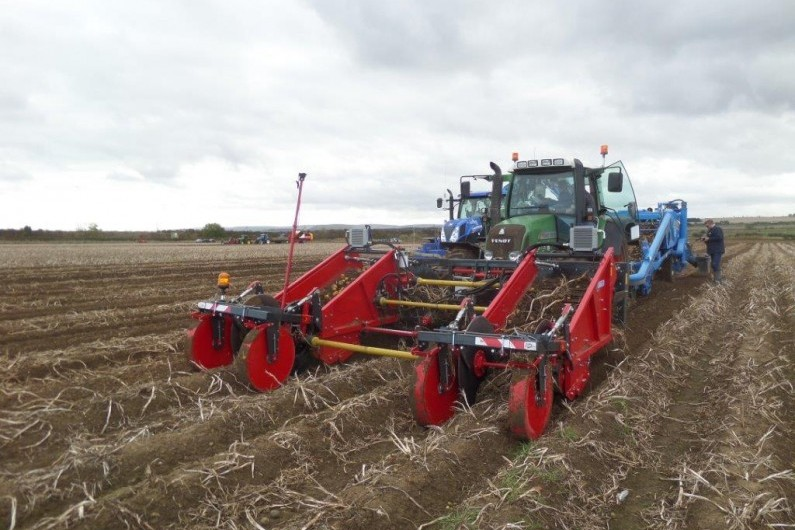 Ex Demo Tolmac Harvester 2