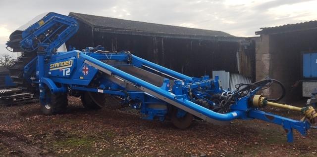 Used Standen T2 Potato Harvester 1