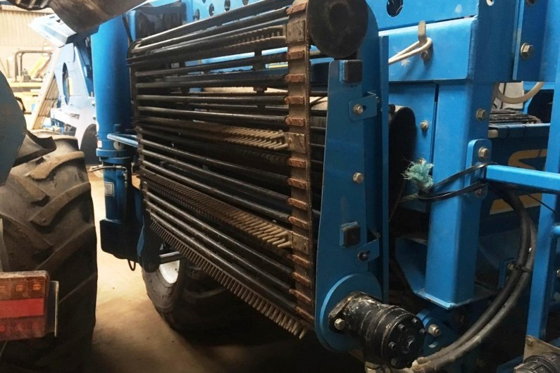 Standen Used T2 Harvester Double Omega 10