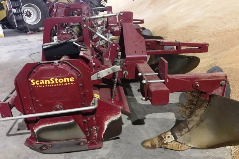 Used 2015 Triple Bed Tiller from Scanstone