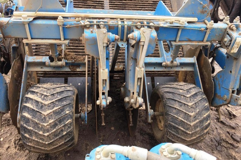 Used Potato Harvester from Standen Engineering