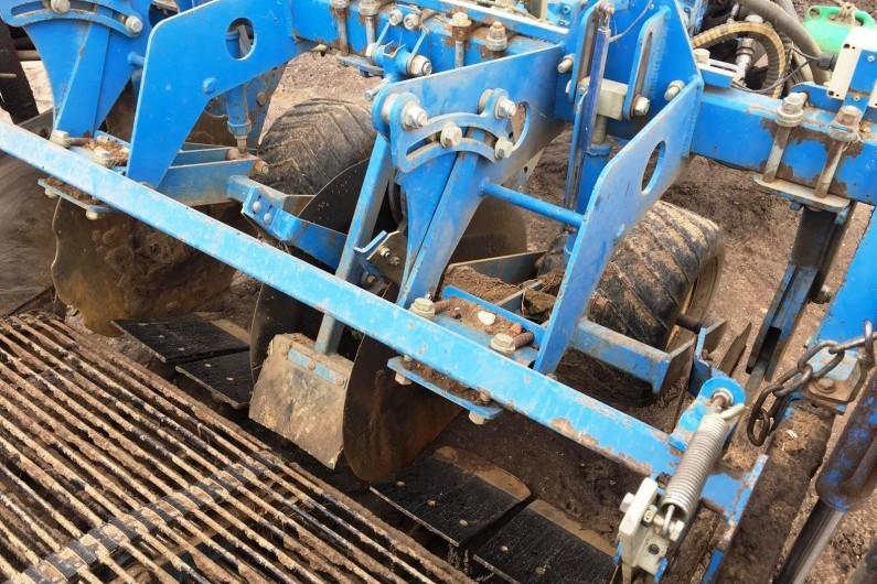 2010 Used Standen Harvester