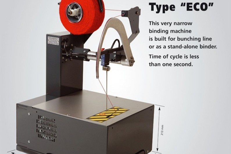 ARC tying machine