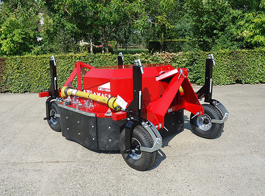 Main image for VSS Amac LKU Onion haulm topper