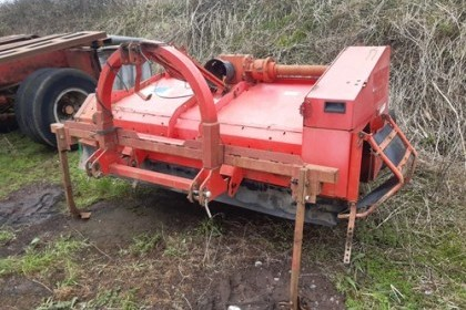Thumbnail image for Used Grimme KSA 75-2 Topper