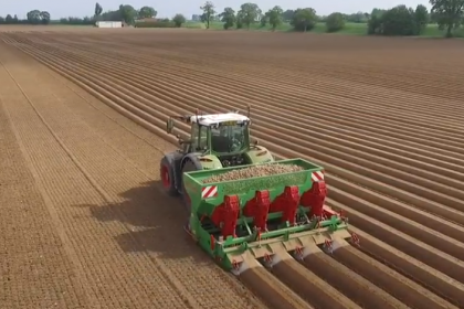 Thumbnail image for BASELIER Hook Tine Cultivator and Potato Planter Combination