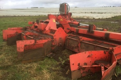 Thumbnail image for Used Grimme Triple Bed Tiller (2004)