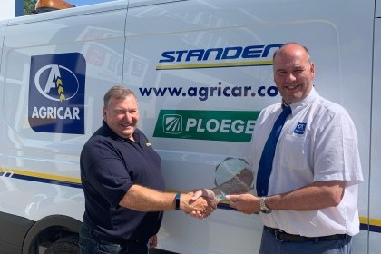 Thumbnail image for Agricar Exceed £2 million in Standen Sales