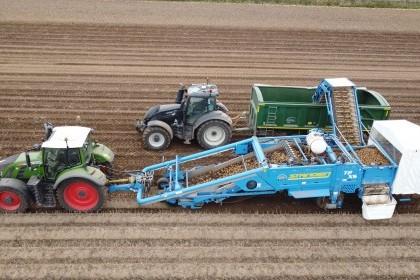 Thumbnail image for Standen T2xs Potato Harvester