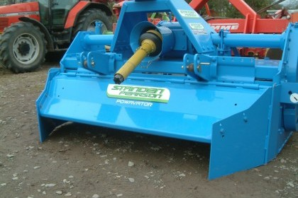 Thumbnail image for Used Standen Pearson 150-70 Rotary Tiller