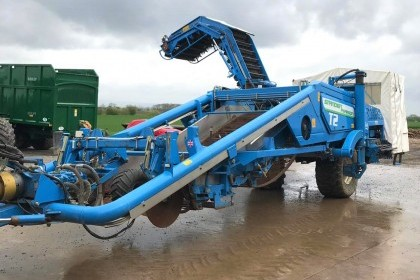 Thumbnail image for Used Standen T2 Harvester 2013