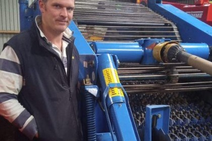 Thumbnail for Standen's UniPlus delivers increased capacity for East Lothian based farm