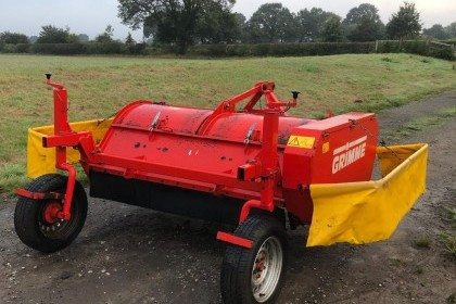 Thumbnail image for Used Grimme KS1500 Topper