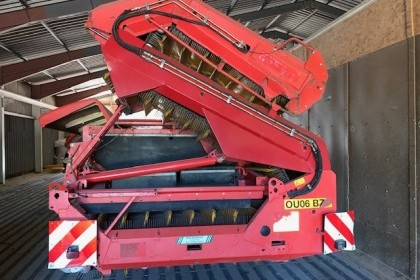 Thumbnail image for Used Grimme GZ1700 2 row potato harvester