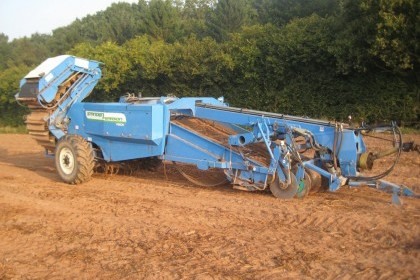 Thumbnail image for Used Standen Pearson Vision XS Harvester