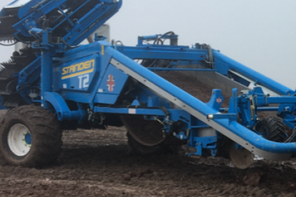 Thumbnail image for Used 2019 Standen T2 Potato Harvester