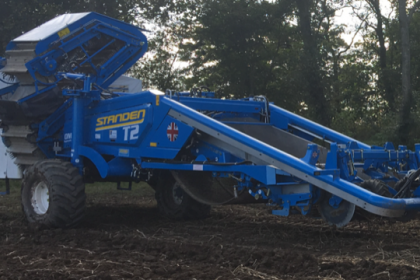 Thumbnail image for Used Standen T2 Harvester 2019 243
