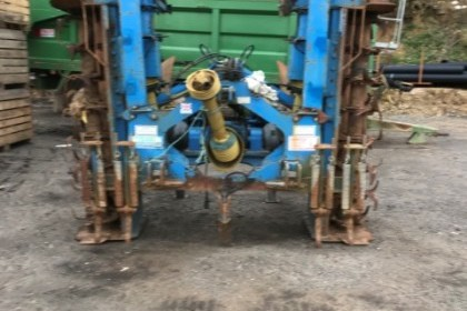 Thumbnail image for Used Standen T2 2 Row Potato Harvester 2011