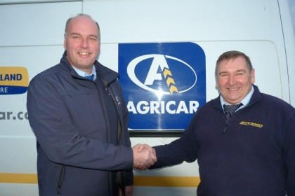 Thumbnail image for Standen Engineering take on Scottish dealer Agricar