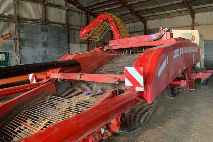 Thumbnail image for Used Grimme GT170S Harvester