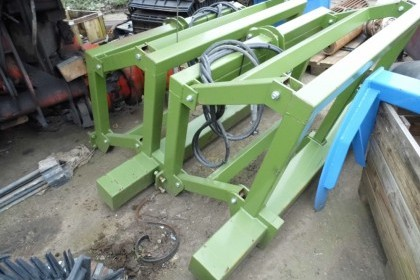 Thumbnail image for Used Baselier Hook Tine Cultivator Rear Hydraulic Linkage