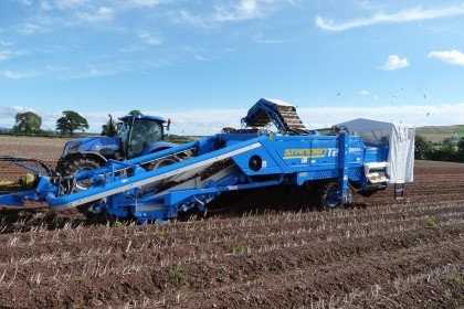 Thumbnail image for Standen T2xs Potato Harvester