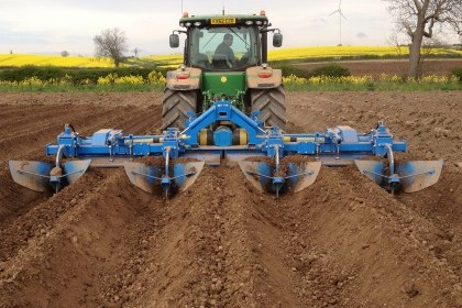 Thumbnail image for Standen Powavator Bed Tiller