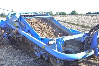 Video thumbnail for Standen QM Potato Harvester