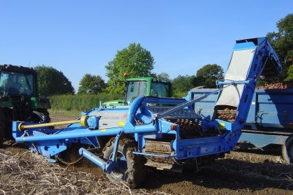 Thumbnail image for Standen QM Potato Harvester