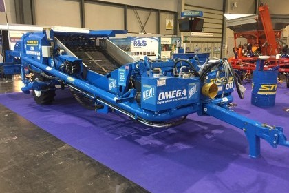 Thumbnail for Standen Engineering Ltd grows its harvesting machinery range with New QM Windrower launch