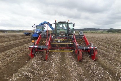 Thumbnail image for Ex Demo Tolmac MT-14 Front Mounted Harvester / Windrower