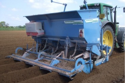 Thumbnail image for Standen SP440 4 Row Potato Planter