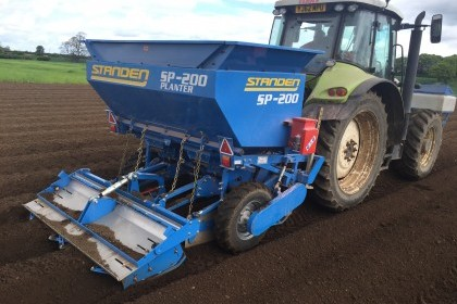 Video thumbnail for Standen SP Series Potato Planters