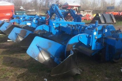 Thumbnail image for Used Standen Powavator Triple Bed Tiller (2011)
