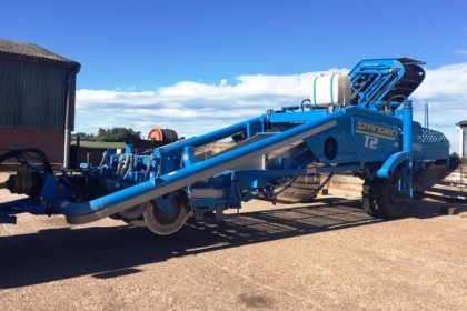 Thumbnail image for Used Standen T2 Potato Harvester (2017)