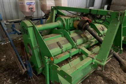 Thumbnail image for Used AVR Hook Tine Cultivator 2005