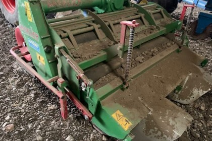 Thumbnail image for Used Baselier 2FK200 Hook Tine Cultivator