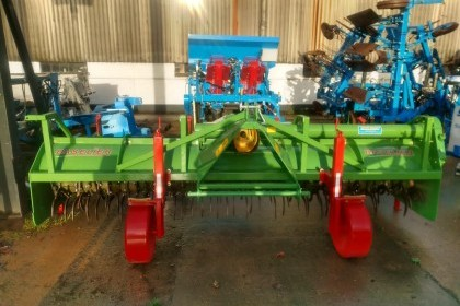 Thumbnail image for Used Baselier FKV380 Hook Tine Cultivator 2011