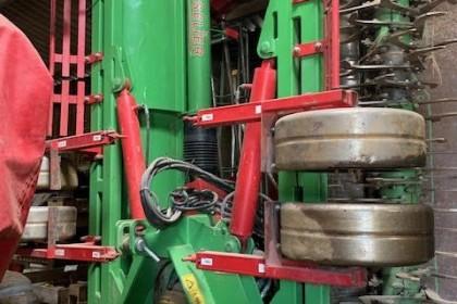 Thumbnail image for Used Baselier Hook Tine Cultivator HFD6FKV550 2011